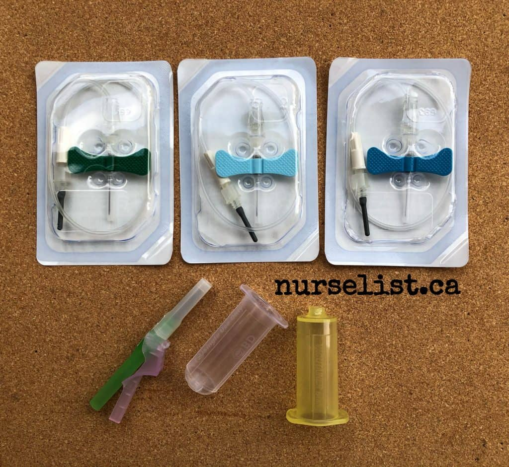 needles for blood draw