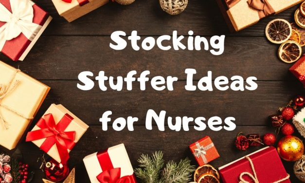 Stocking Stuffers for Nurses That Cost Under $15